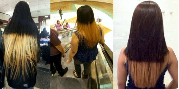 20 Times People Failed At Dyeing Their Own Hair Thethings