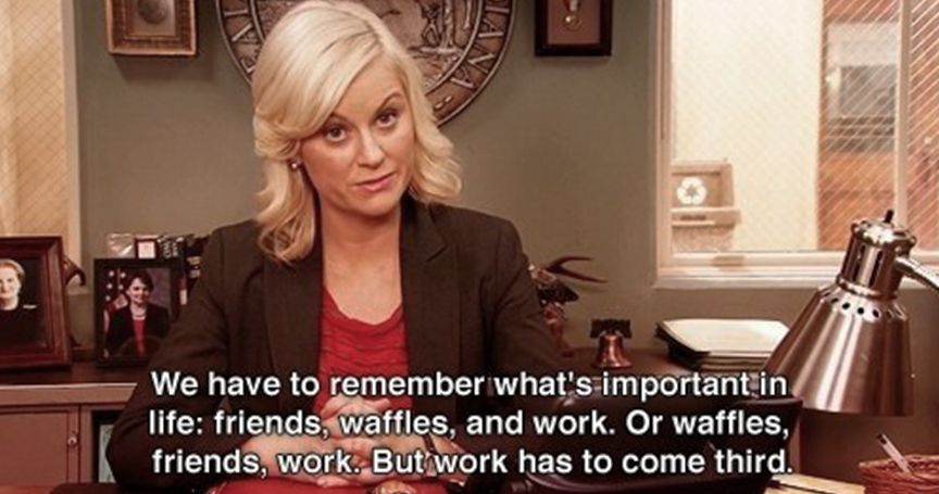 15 Very Important Life Lessons To Take From Leslie Knope