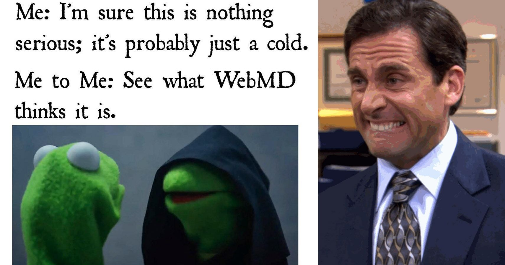 webmd says im dying to meet you