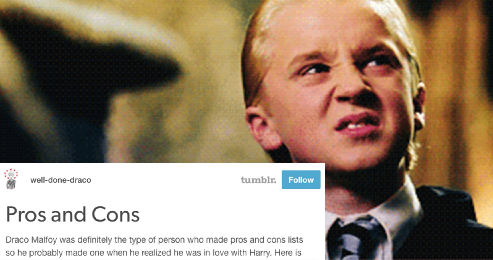 15 Mind-Blowing Tumblr Head-Canons That Make So Much Sense