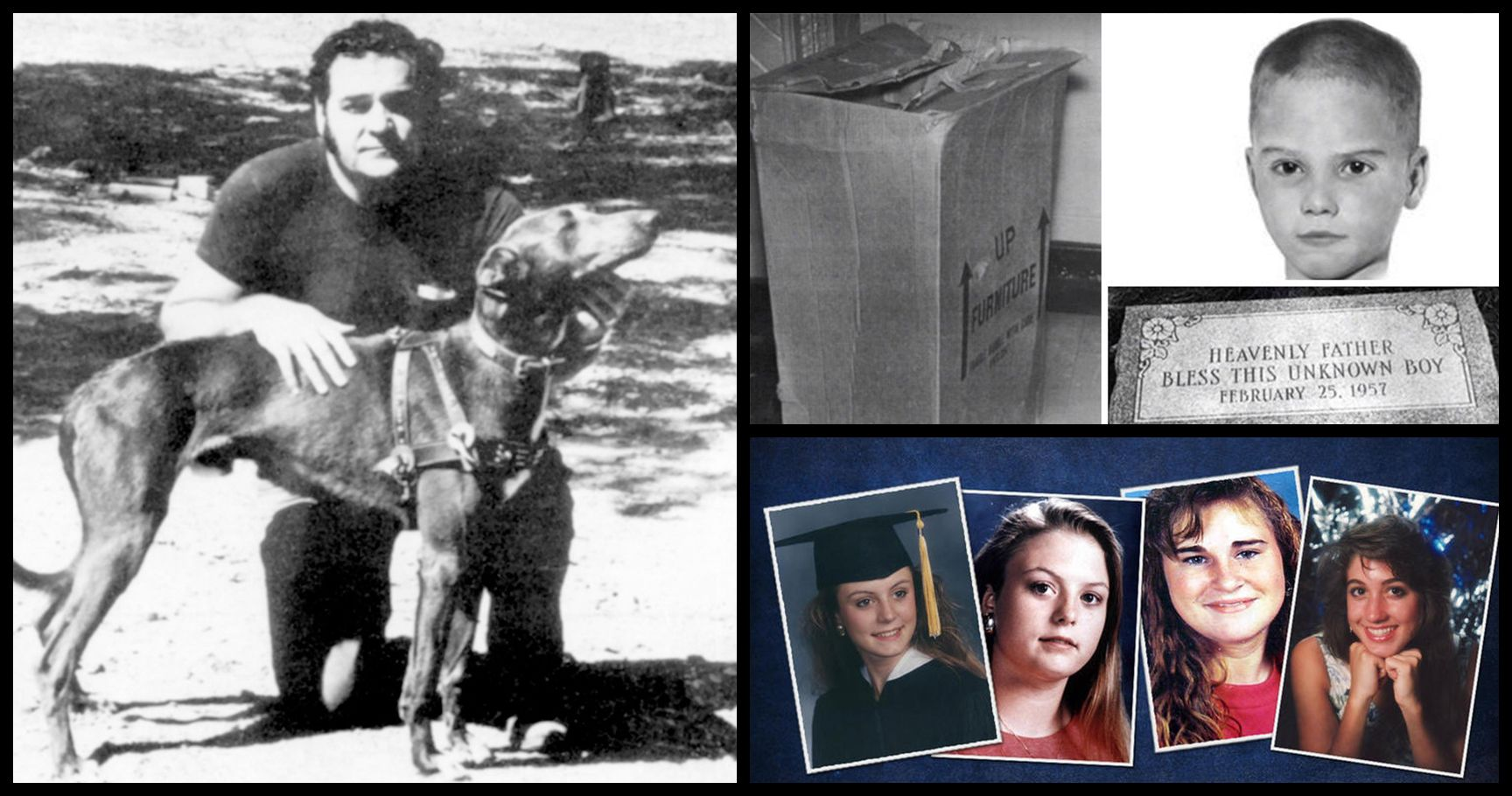 Bizarre Unsolved Murder Cases | TheThings