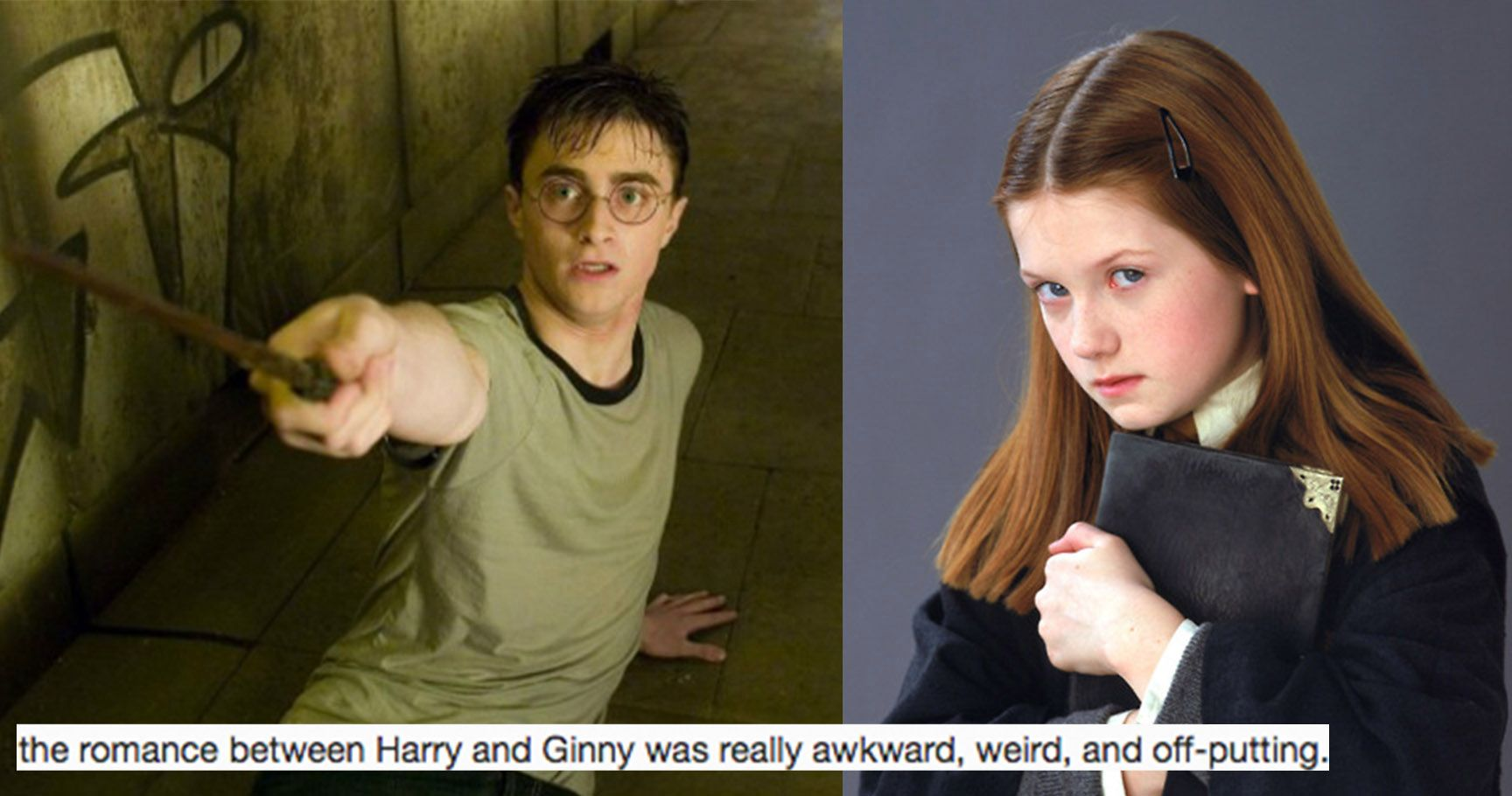 Most Messed Up Relationships In 'Harry Potter' | TheThings