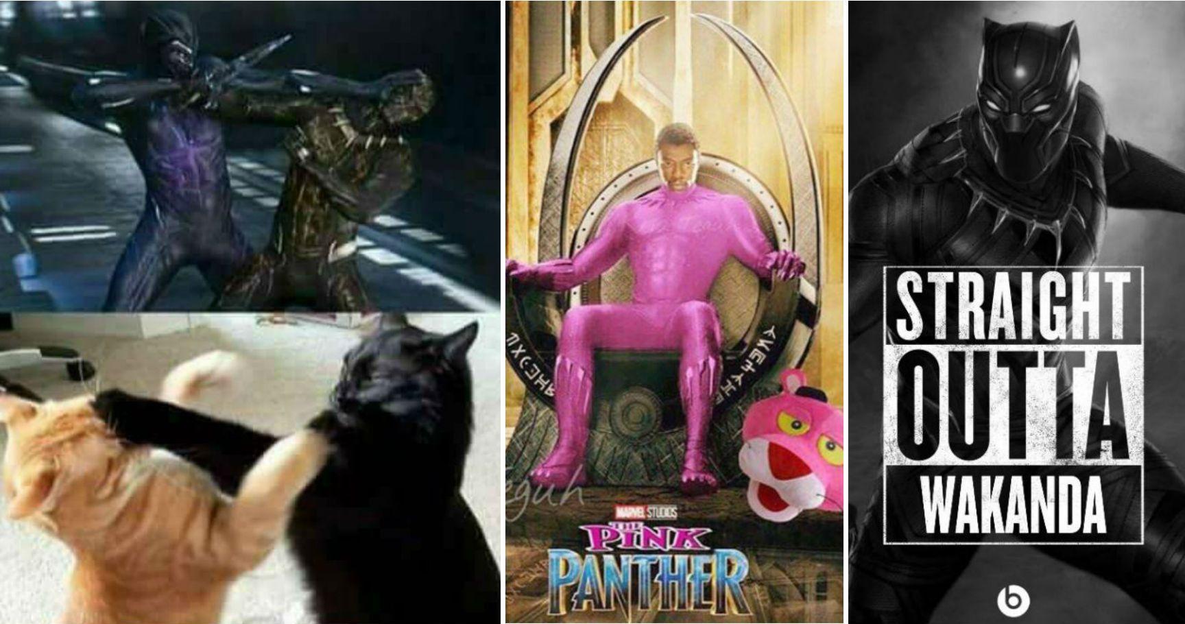 Hilarious U0026#39;Black Pantheru0026#39; Memes That Make Us Hyped To See The Film