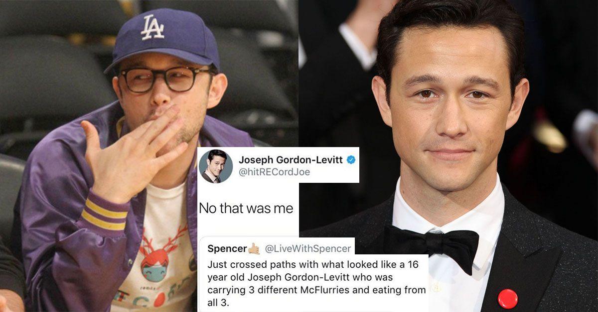 15 Joseph Gordon-Levitt Tweets That Demonstrated Why We Love Him