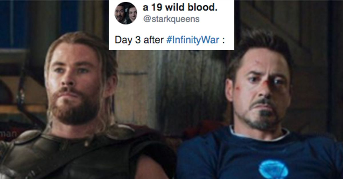 25 Hilarious Reactions To 'Avengers: Infinity War' | TheThings