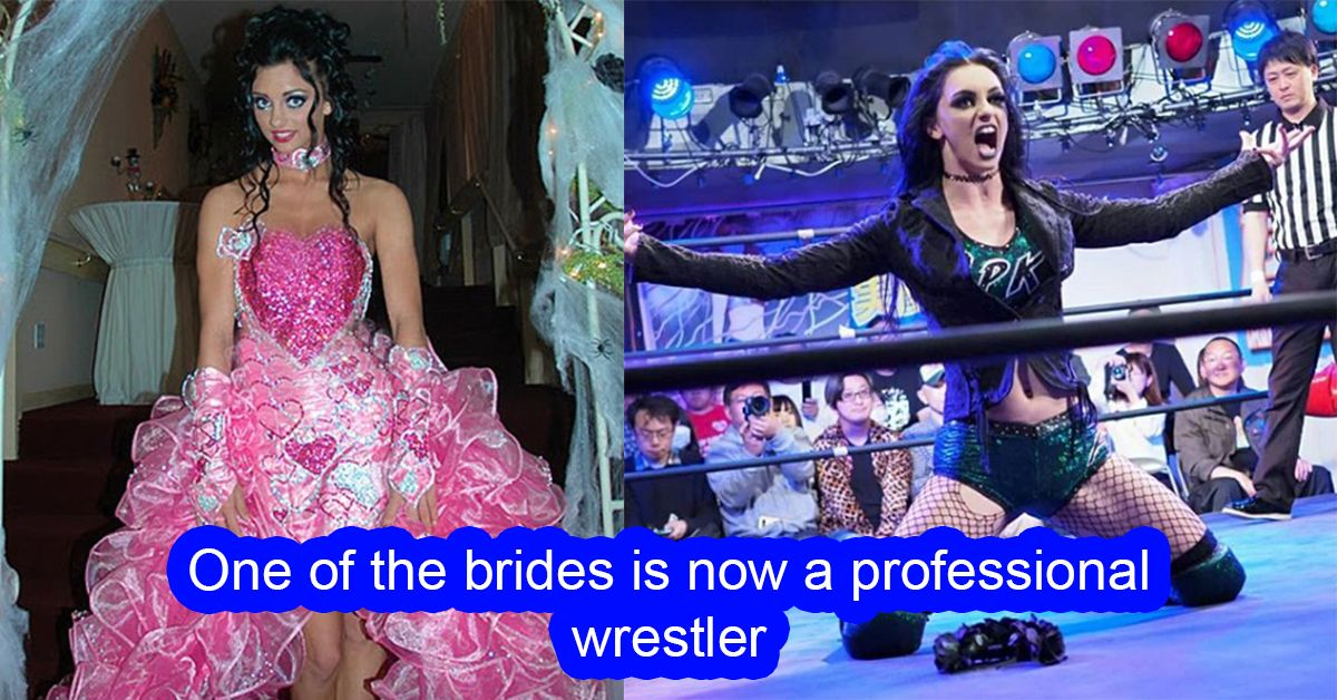 Behind The Poof Of The Dress 20 Facts About My Big Fat Gypsy Wedding,Mother Of Bride Wedding Dresses