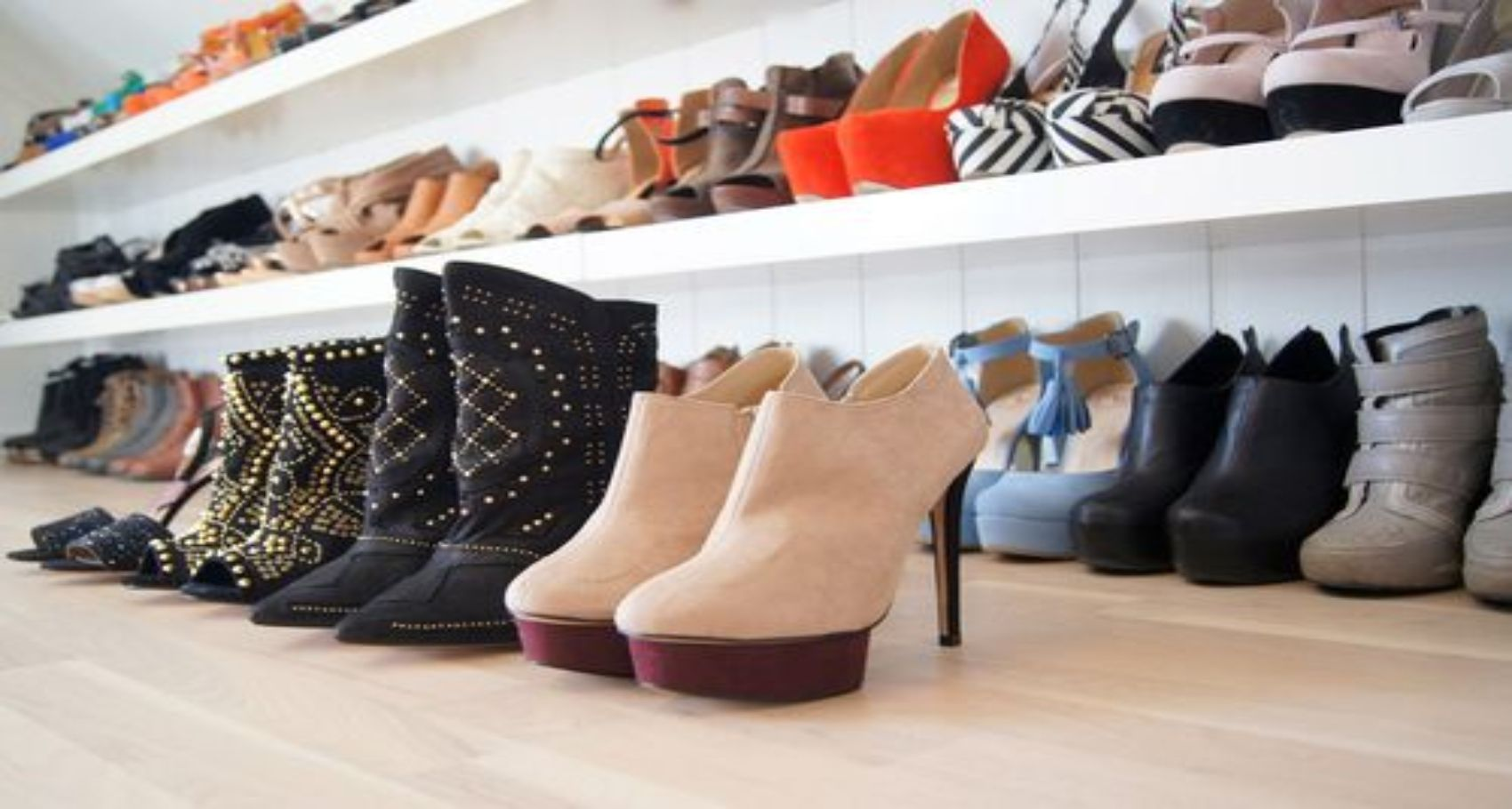 Color Us Jealous: 10 Shoes More Expensive Than Our Rent