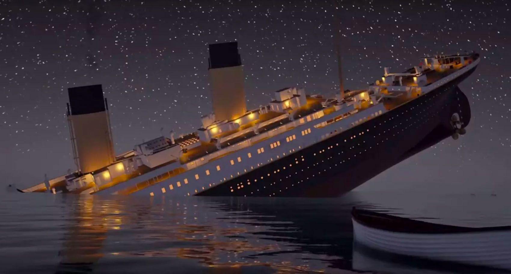 Titanic II Set To Trace Original 1912 Route in 2022 ...