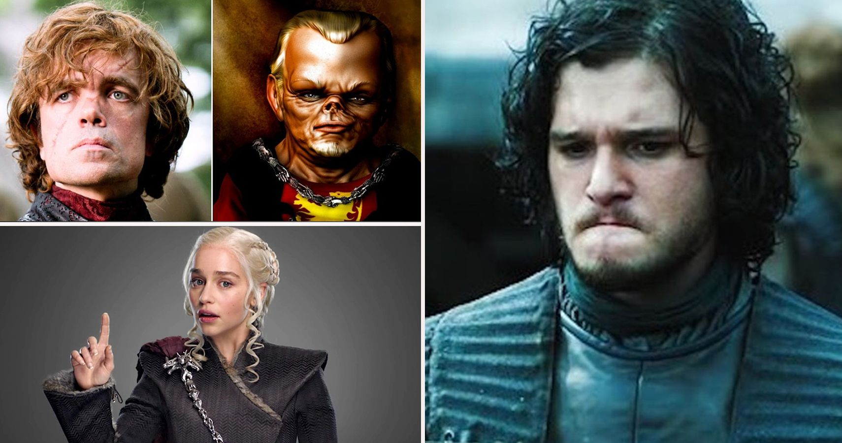Game Of Thrones: 35 Pictures That Show What The Characters ...