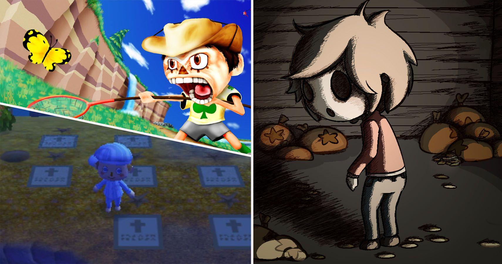 Animal Crossing Kappn Gay Porn animal crossing: 20 dark facts fans aren't aware of | thethings