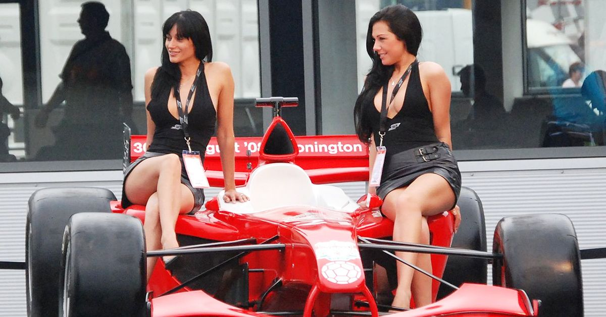 Never Forget 20 Hottest Pictures Of The F1 Grid Girls