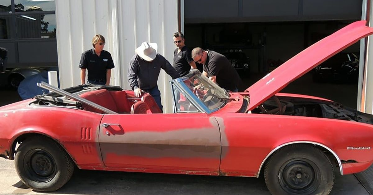 17 Shady Things The Fast N' Loud Crew Had To Deal With