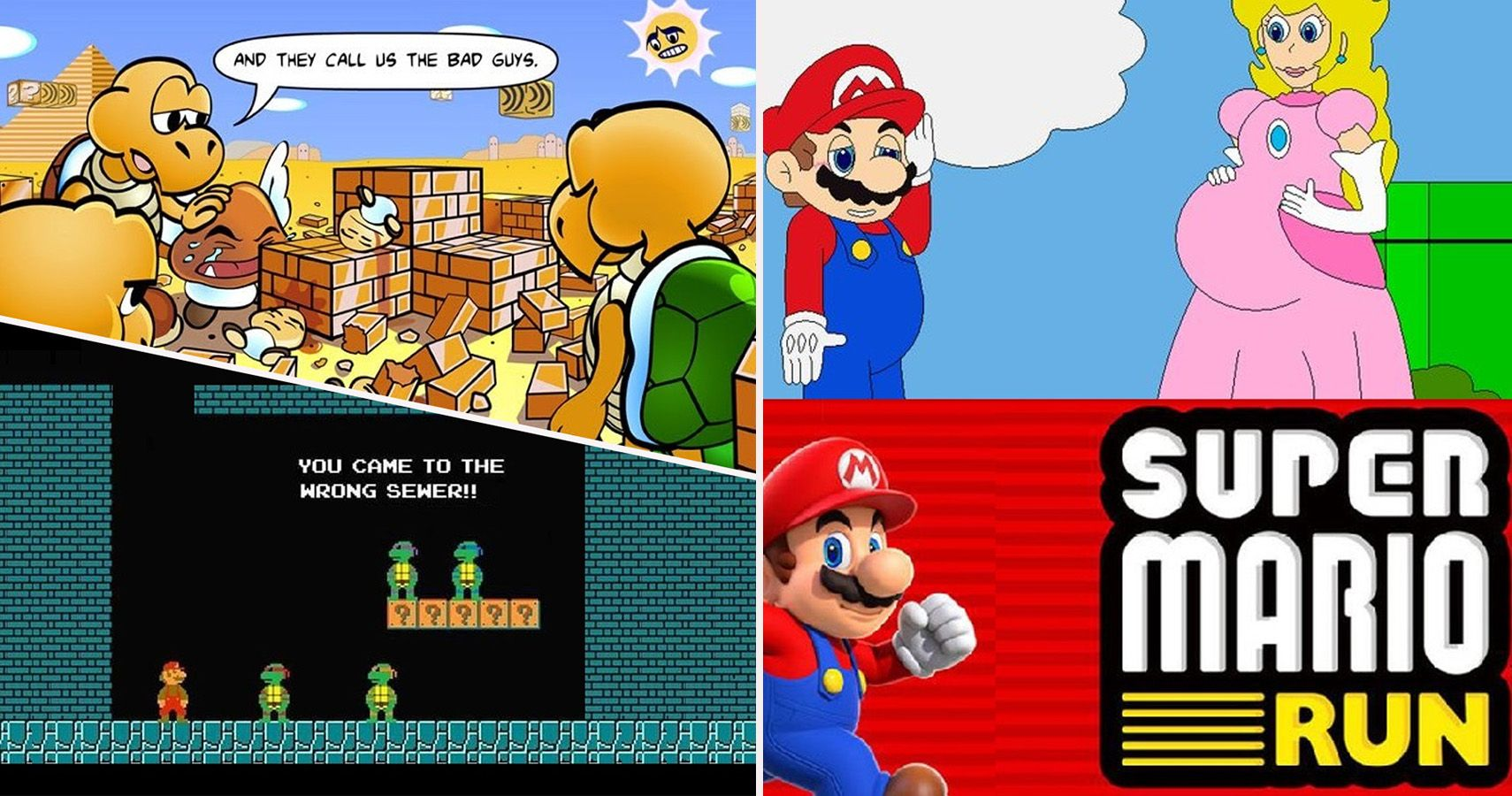 mario memes laughing stop hilarious cant mm