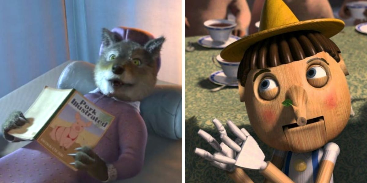 Shrek 20 Sketchy Things We Never Noticed Until Now Thethings