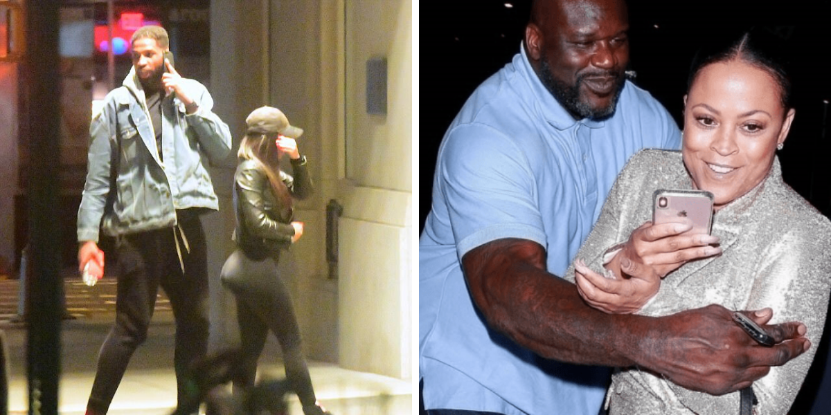 Tristan Thompson And 14 Other Athletes Who Were Caught In The Act
