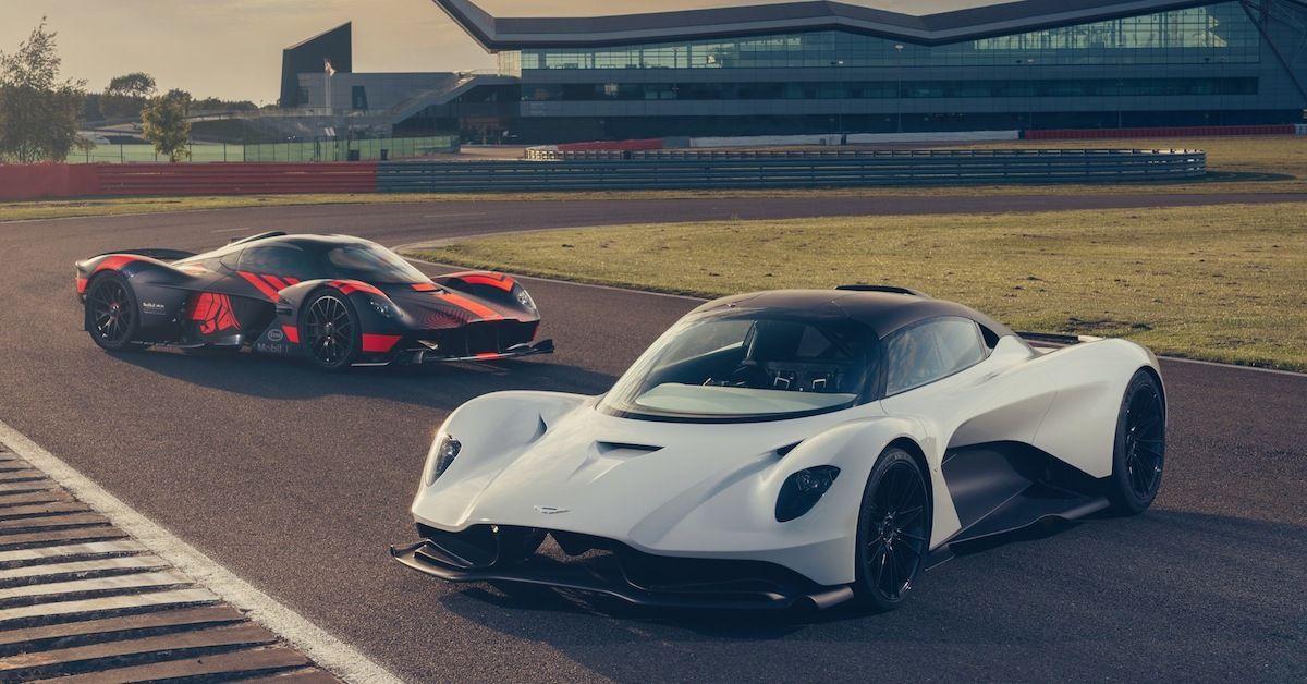 15 Stunning Photos Of The Upcoming 2021 Aston Martin Valhalla