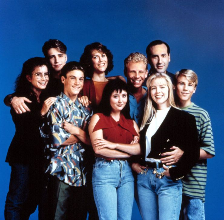 when does the new beverly hills 90210 air