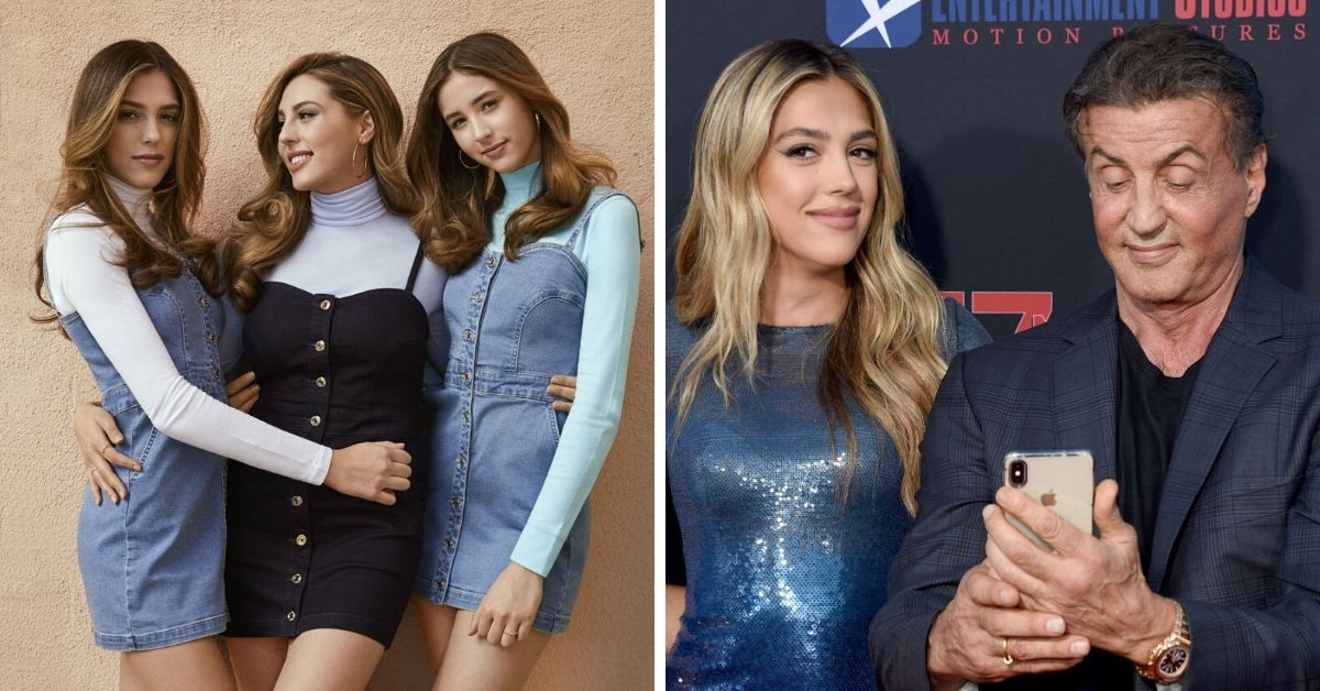 Sylvester Stallone's Daughters Are All Grown Up: 20 Pics ...