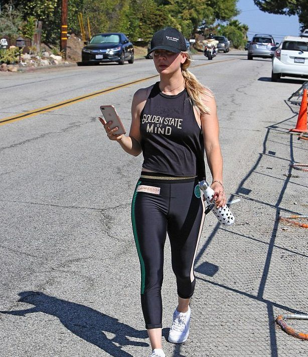 15 Things Kaley Cuoco Does To Stay In Shape Thethings