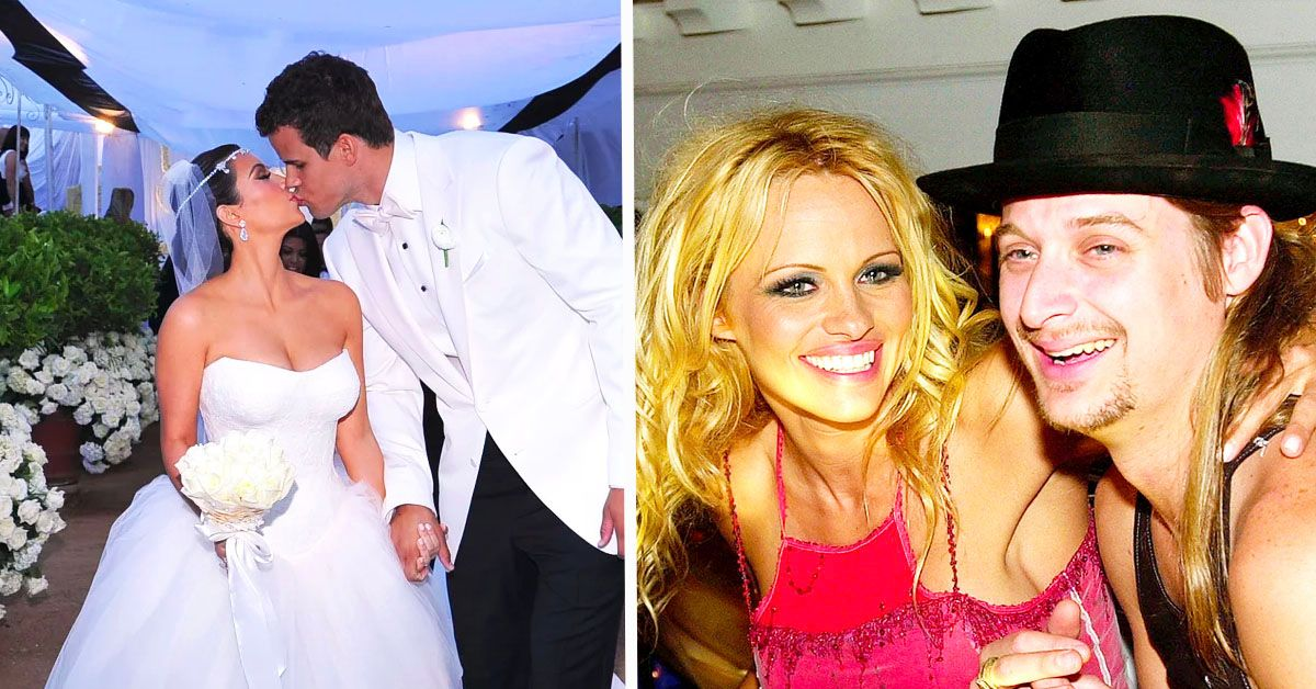Here Are The 18 Shortest Celebrity Marriages Ever | TheThings