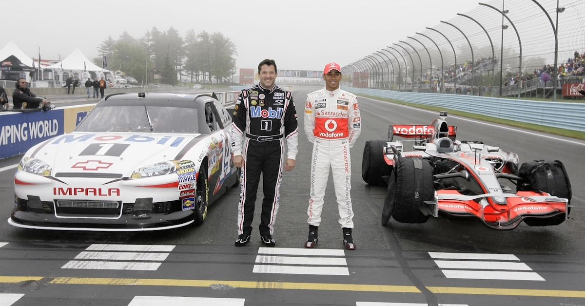 15 Major Differences Between Formula 1 And Nascar Thethings