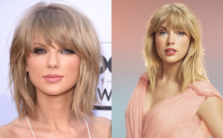 Taylor Swift S Hair Transformation Over The Years Thethings