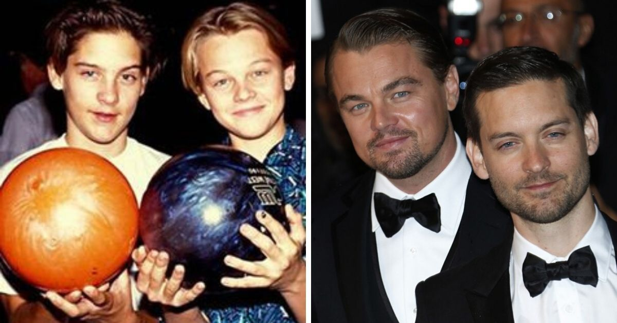 Leonardo DiCaprio And Tobey Maguire, co-stars: Little Known Facts About Their  Friendship