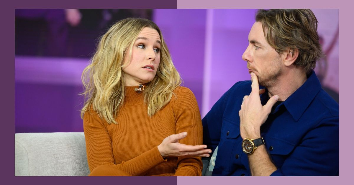 Kristen Bell Keeps It Real... Tells The Truth About Her Marriage