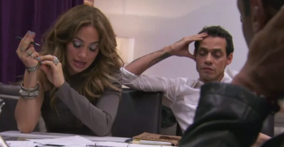This Is Why J Lo And Marc Anthony Didn T Work Thethings