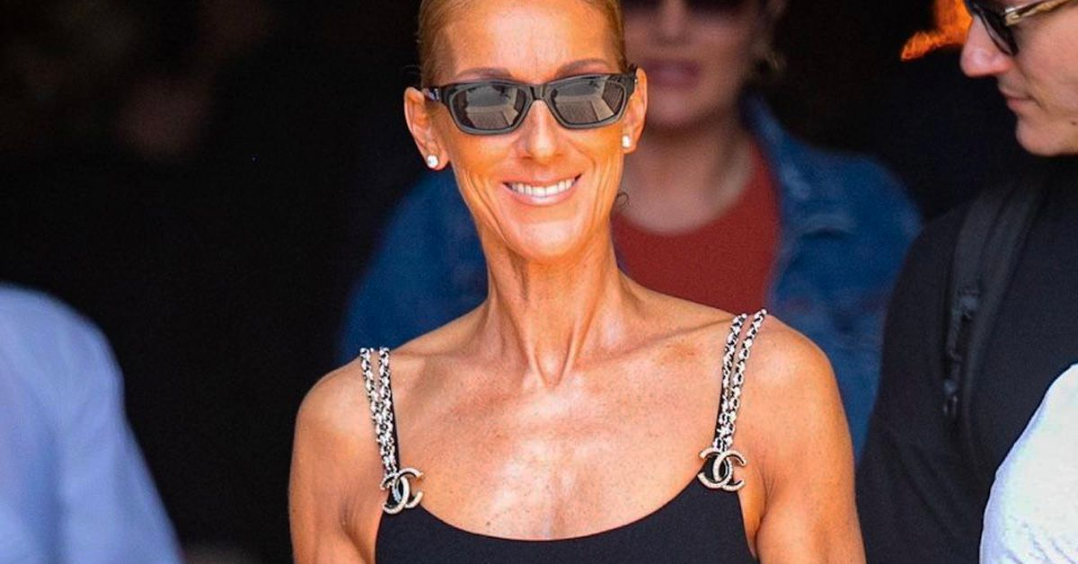 How Celine Dion Transformed Her Body | TheThings