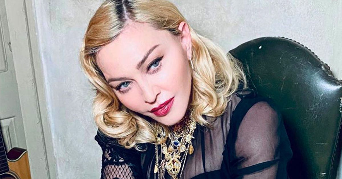 Madonna Posts A Birthday Pic On Instagram And Fans Think She Looks Unrecognizable