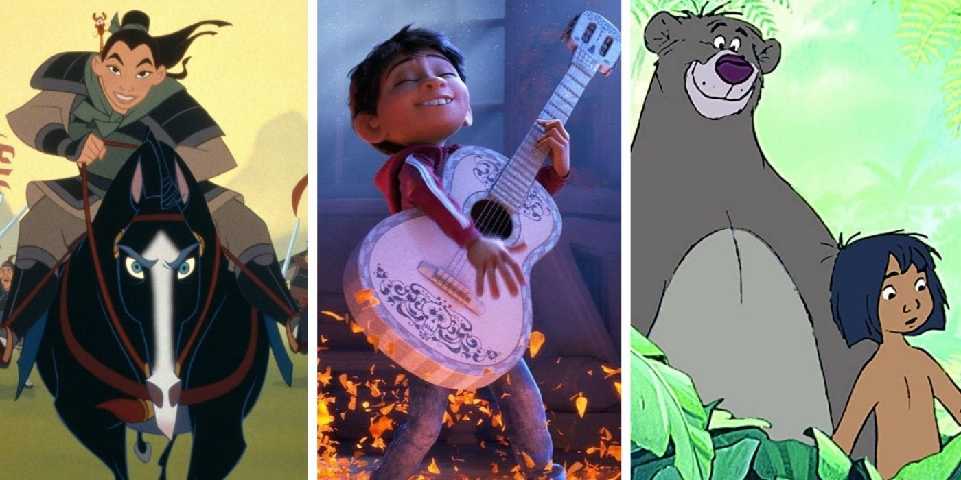 8 Major Disney Movies That Are Not Represented In The Theme Parks