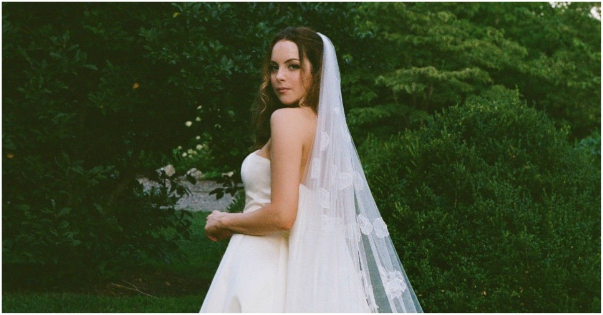 All The Details About Elizabeth Gillies' Wedding | TheThings