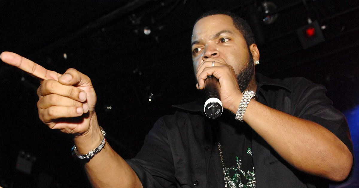 Ice Cube Highlights A Video Of Black Citizens Being Arrested For No Reason