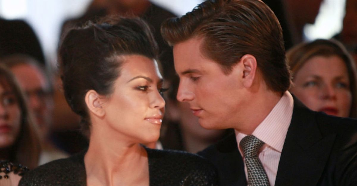 Kourtney Kardashian And Scott Disick Fuel Rumors They Are Back Together During Another Family Vacation