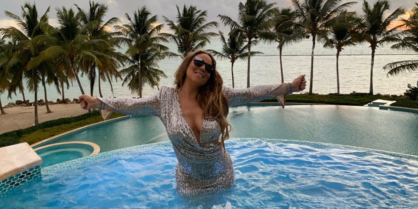 Mariah Carey & 9 More Celebs With Luxe Vacation Homes | TheThings
