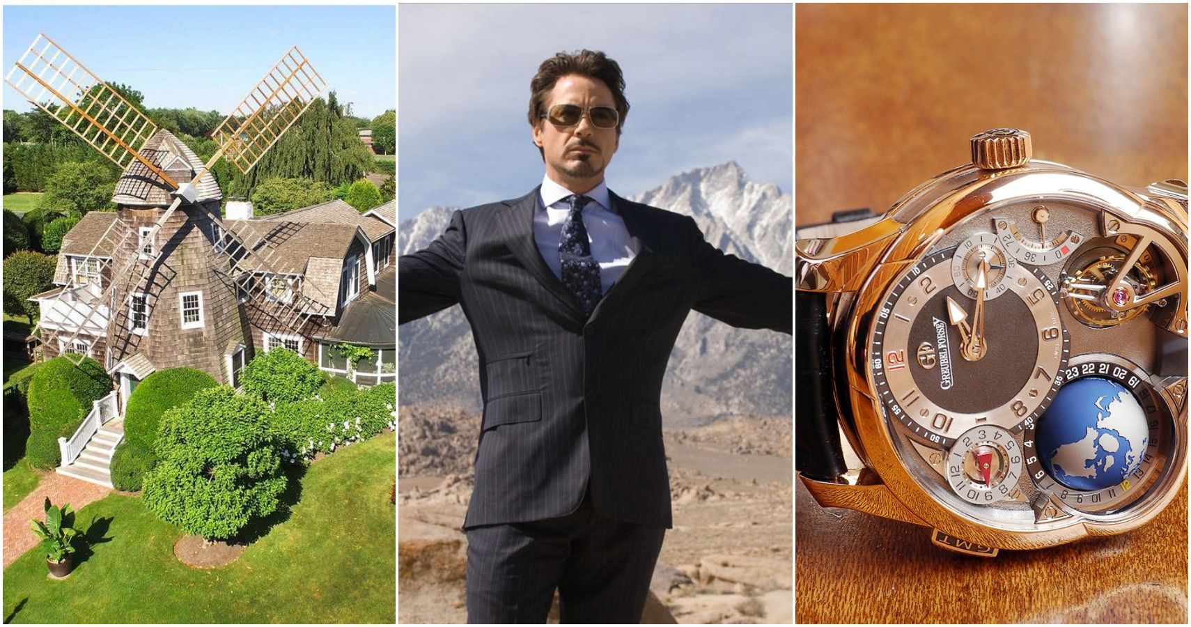 Here's How Robert Downey Jr. Spends His $300 Million Net Worth