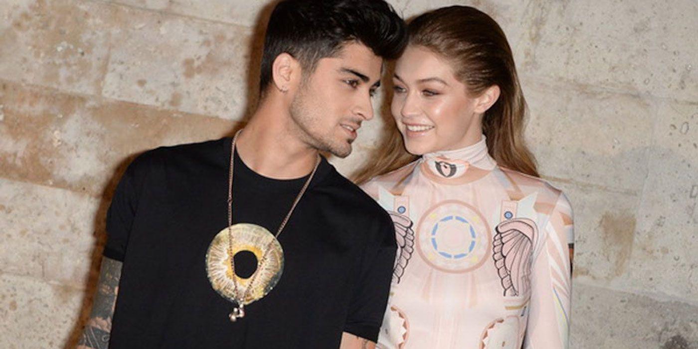 10 Sweet Facts About Zayn Malik And Gigi Hadid's Relationship