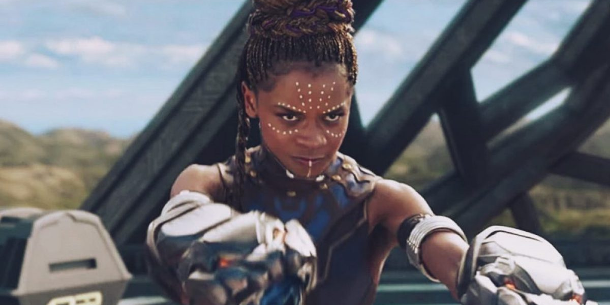 Here's Why Fans Think Shuri Should Be The Next 'Black Panther'
