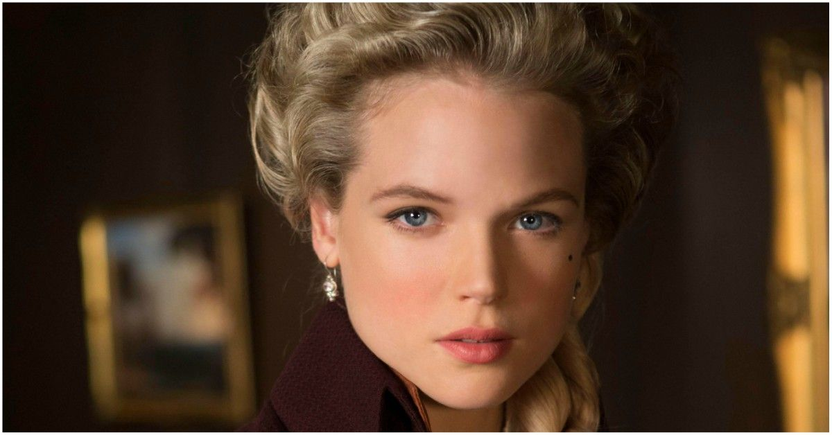Who Is 'Poldark' Star Gabriella Wilde | TheThings