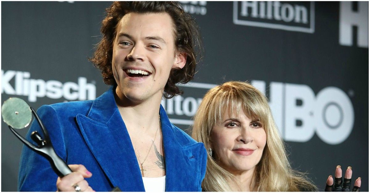 Inside Harry Styles' Friendship With Fleetwood Mac Frontwoman Stevie Nicks