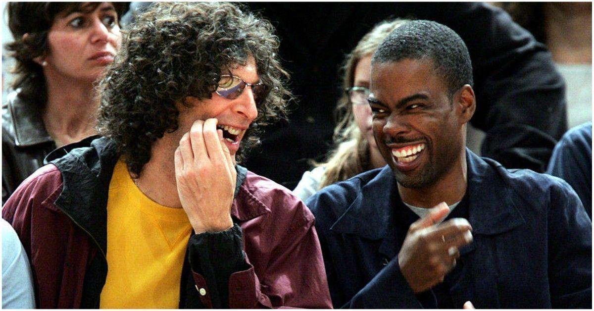 Chris Rock And Howard Stern Got Revenge On Their High School Bullies Stern are separted by 6 romantic connections. chris rock and howard stern got revenge