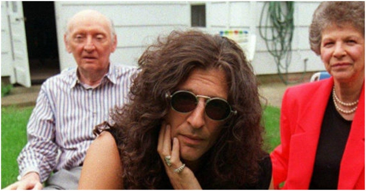 Inside Howard Stern's Complicated Relationship With His Father