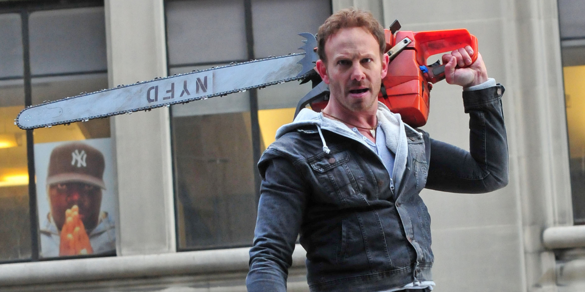 Here's How Much Ian Ziering Got Paid For 'Sharknado' | TheThings