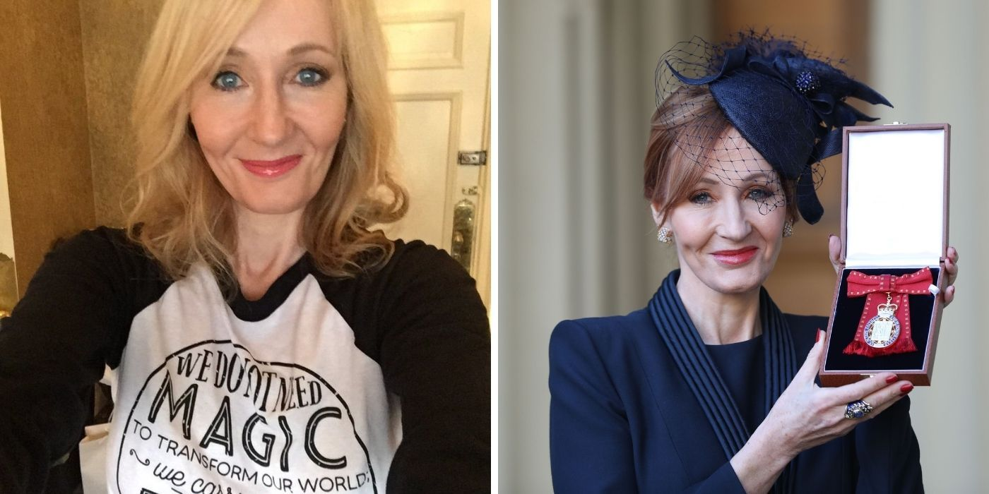 The Truth About JK Rowling's Billionaire To Millionaire Status