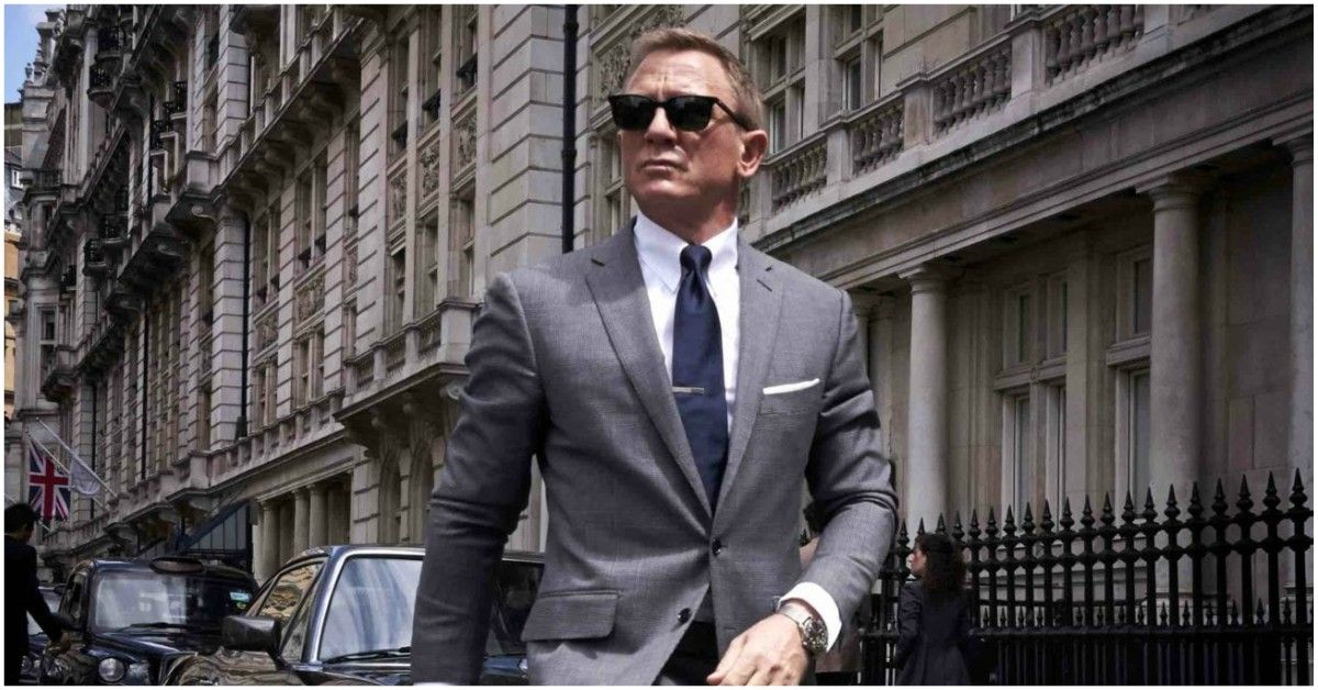 This Is What Working With 'James Bond' Daniel Craig Is Like