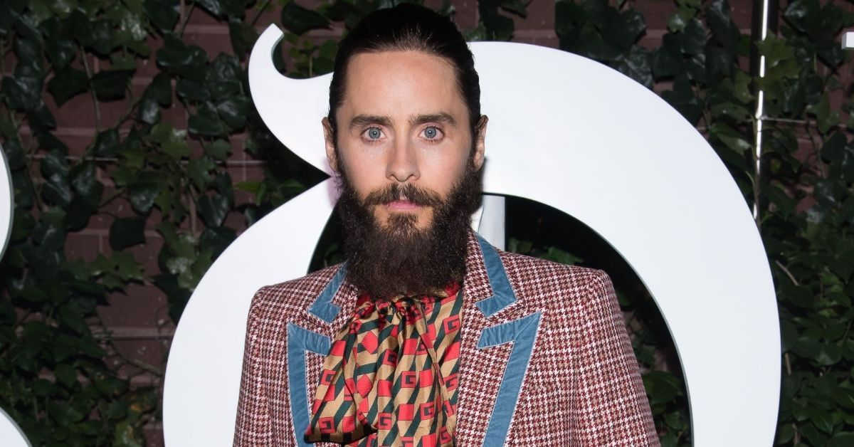 Jared Leto Drives Fans Crazy With Shirtless Photo, But It's All For The Vote