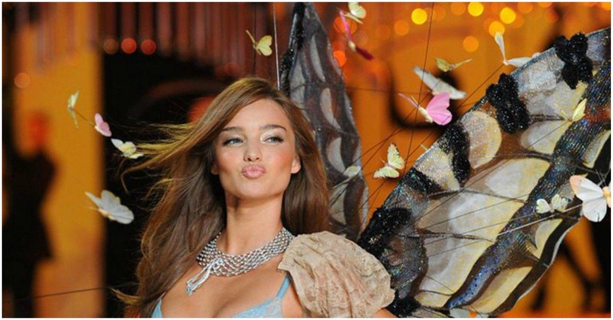 Here's Why Victoria's Secret Cut Ties With Model Miranda Kerr