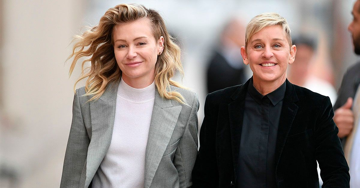 The Truth About Portia De Rossi's Life Before Marrying Ellen DeGeneres