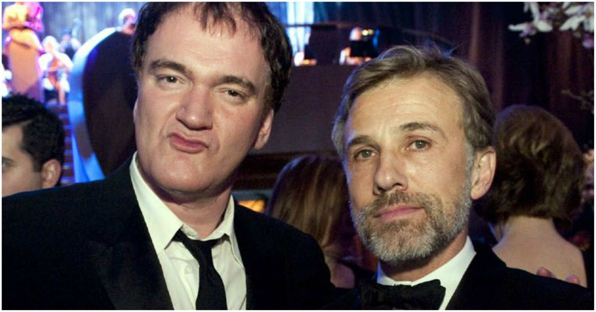 The Truth About Quentin Tarantino's Relationship With Christoph Waltz